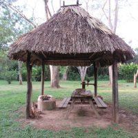 Maya-Hut